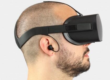 Oculus fülhallgató